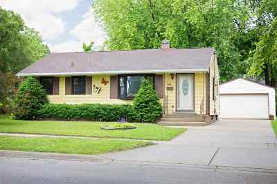 Rock County Single Family Home For Sale: 708 Cornelia St