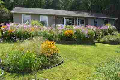 Fitchburg Single Family Home For Sale: 2689 McGaw Rd