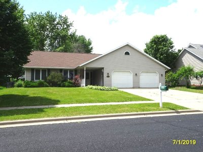 McFarland Single Family Home For Sale: 5606 Chestnut Ln
