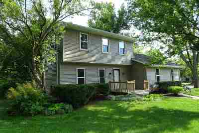 Middleton Single Family Home For Sale: 3821 Constitution Dr