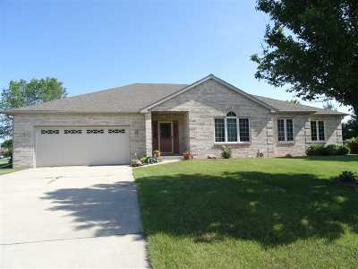 Beloit Single Family Home For Sale: 721 E Waterford Dr
