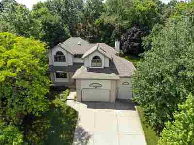 Dane County Single Family Home For Sale: 709 Foxfield Rd