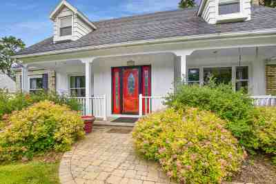 Dane County Single Family Home For Sale: 575 S Hillcrest Dr