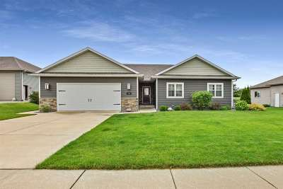 Dane County Single Family Home For Sale: 141 Glen View Rd