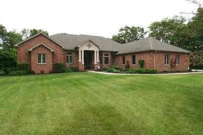 Janesville Single Family Home For Sale: 6254 W Grand Videre Ct