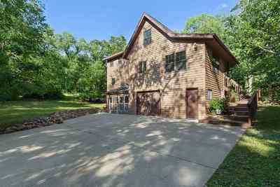 Beloit Single Family Home For Sale: 12540 S County K