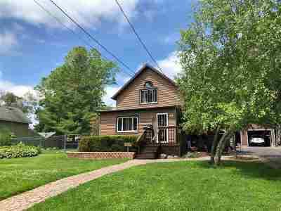 Columbus Single Family Home For Sale: 639 N Dickason Blvd