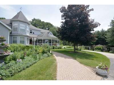 Dane County Single Family Home For Sale: 1090 Severson Rd