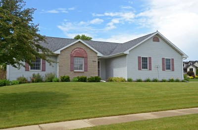 Sun Prairie Single Family Home For Sale: 1294 Broadway Dr