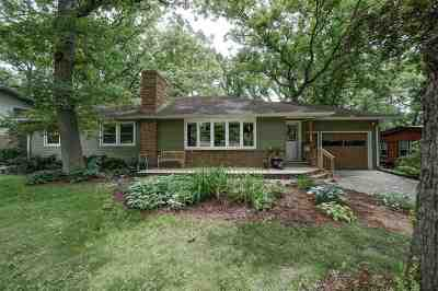 Middleton Single Family Home For Sale: 6621 Maywood Ave