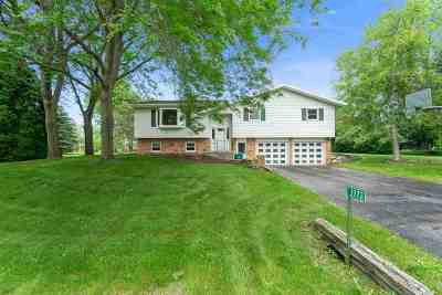 Dane County Single Family Home For Sale: 3772 Sunhill Dr