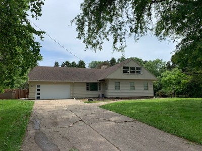 Madison Single Family Home For Sale: 5117 Whitcomb Dr