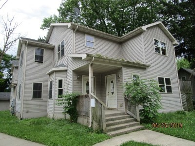 Milton Multi Family Home For Sale: 101-103 W Madison Ave