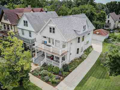 Madison Single Family Home For Sale: 1232 Rutledge St