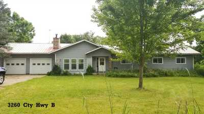 Platteville Single Family Home For Sale: 3260 County Road B