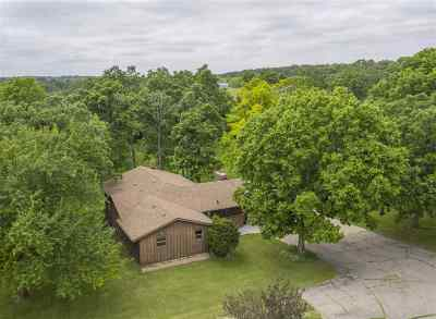 Single Family Home For Sale: 13509 W Hwy 81