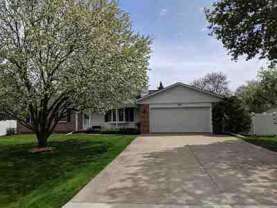 Beloit Single Family Home For Sale: 740 E Holly Rd