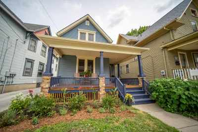 Madison Single Family Home For Sale: 1315 Spaight St