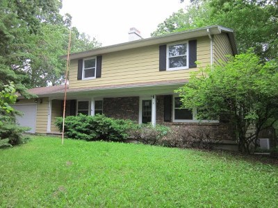 Milton Single Family Home For Sale: 5328 N Cypress Dr