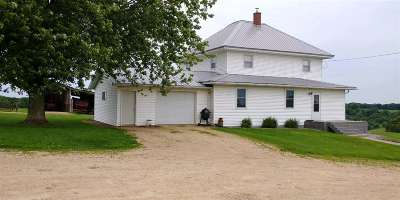 Highland Single Family Home For Sale: 5100 Lagoon Rd