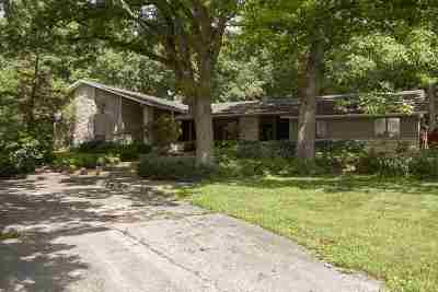 Marshall Single Family Home For Sale: N6680 County Road O