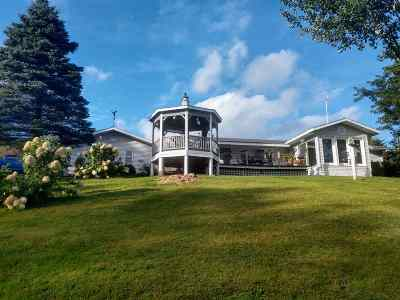 Richland Center Single Family Home For Sale: 24124 County Road Dd