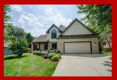 Cottage Grove Single Family Home For Sale: 409 Clearbrooke Terr