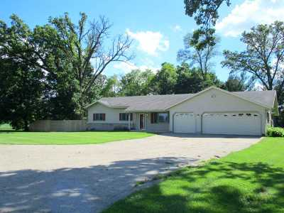 Evansville Single Family Home For Sale: 16819 W Milbrandt Rd