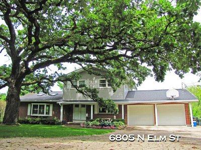 Platteville Single Family Home For Sale: 6805 N Elm St