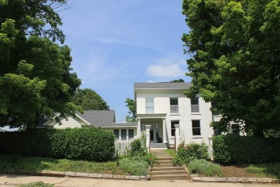 Iowa County Single Family Home For Sale: 311 High St