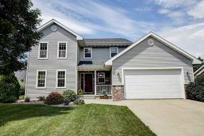 Deforest Single Family Home For Sale: 346 Country Clover Dr