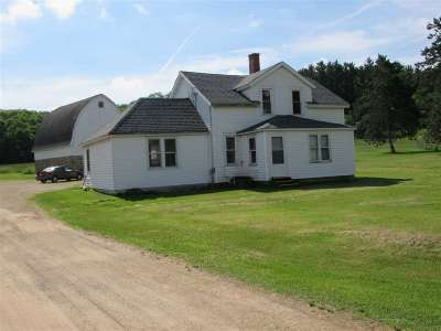 Pardeeville Single Family Home For Sale: N7698 Hwy 44