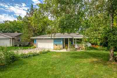 McFarland WI Single Family Home For Sale: $300,000