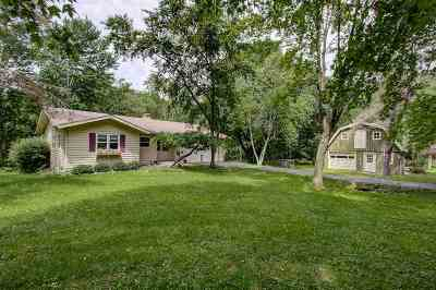 Sauk County Single Family Home For Sale: S6315 County Road Pf