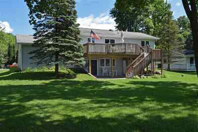 Sauk County Single Family Home For Sale: E4701 Tanager Ct
