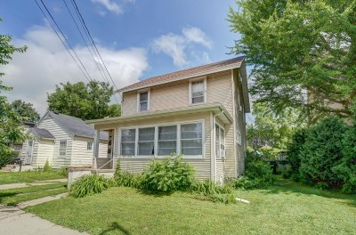 Dane County Multi Family Home For Sale: 2652 Milwaukee St
