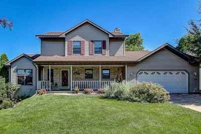 Dane County Single Family Home For Sale: 309 Meadow View Rd
