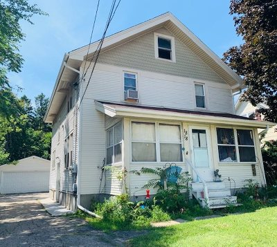 Dane County Multi Family Home For Sale: 1818 Packers Ave