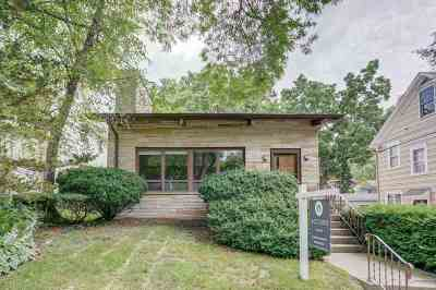 Madison Single Family Home For Sale: 1107 Van Buren St