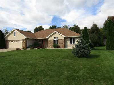 Rock County Single Family Home For Sale: 3635 Westminster Rd