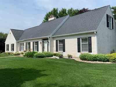 Platteville Single Family Home For Sale: 110 E Knollwood Way