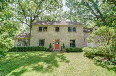 Madison Single Family Home For Sale: 4249 Manitou Way