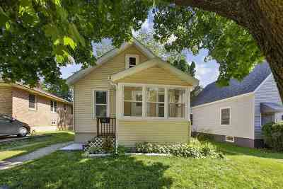 Madison Single Family Home For Sale: 3121 Hermina St