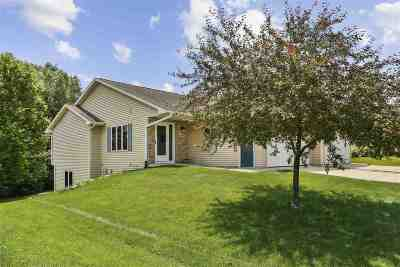 Stoughton Single Family Home For Sale: 2209 Wood View Dr
