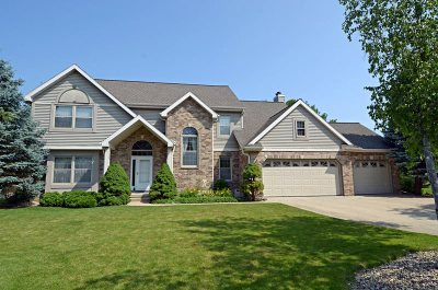 McFarland Single Family Home For Sale: 5404 Calico Ct