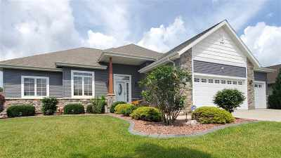 Rock County Single Family Home For Sale: 4245 Cascade Dr
