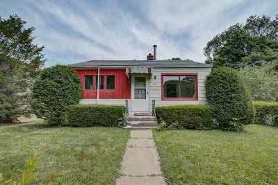 Madison Single Family Home For Sale: 165 Judd St