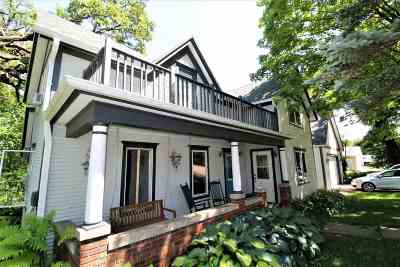 Dane County Single Family Home For Sale: 403 N 4th St