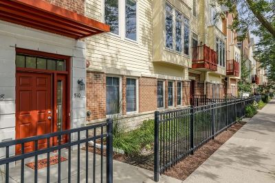 Madison Condo/Townhouse For Sale: 510 N Midvale Blvd