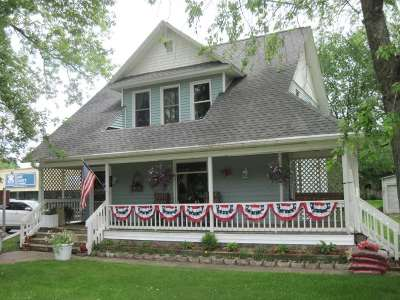 Friendship Single Family Home For Sale: 504 Main St
